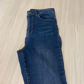 Lækre skinny jeans med stræk i💗