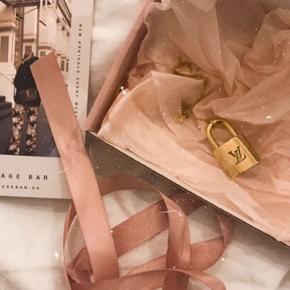 Vintage Louis Vuitton halskæde