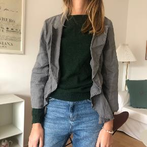 Fin hør blazer Fitter xs/small/ lille medium
