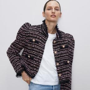 Tweed jakke, kun prøvet på🌸