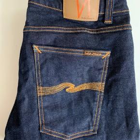 Lækre jeans str. 34 længde 36 - købt i forkert størrelse. Smalle ben. Aldrig brugt - kun vasket én gang.