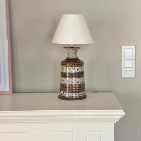 Retro Bordlampe
