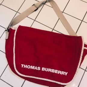 Thomas Burberry skuldertaske