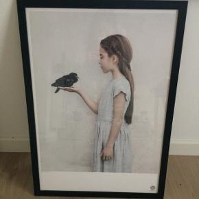 Vee Speers plakat.50 x 70 cm Sælges med sort ramme.