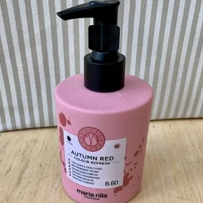 Maria Nila farve colour refresh kur i farven Autum Red 300 ml