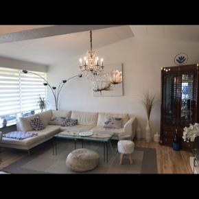 Sofa fra IDEmøbler/Ilva. Købt for 27.000 kr. sælges for 8.000kr