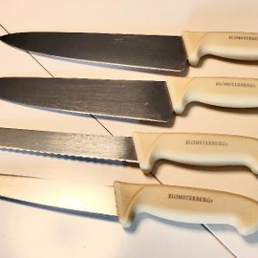 Mette Blomsterberg køkkenkniv