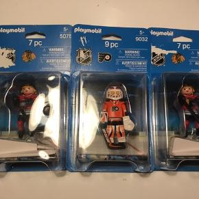 Playmobil figurer i uåbnet emballage pr stk 25pp
