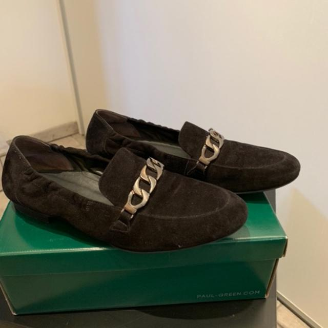 Paul Green Loafers - caramel