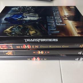 Forskellige DVD film. 15 kr. pr. stk.