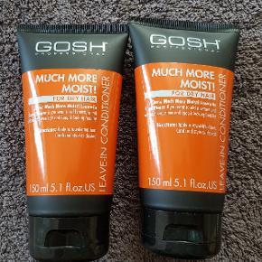 Nye og ubrugte produkter fra Gosh. Sælges samlet for 100kr.