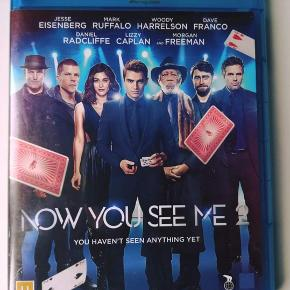 Now You See Me 2, blu-ray