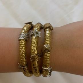 Endless Jewelry Jennifer Lopez collection.  Alle vedhæng medfølger