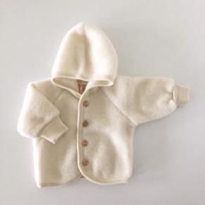Helt ny unisex jakke fra Engel i Fleece. Str. 50/56.
