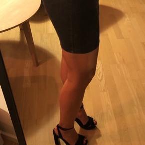 Denim nederdel fra Samsøe & Samsøe