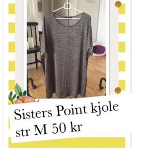 Sisters point kjole str M 50 krSender med dao for 38 kr