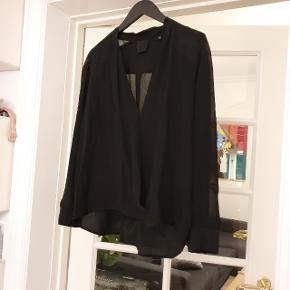 Skønneste 100% silke sommertrøje