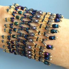 Designer armbånd købt på Lousiana shop