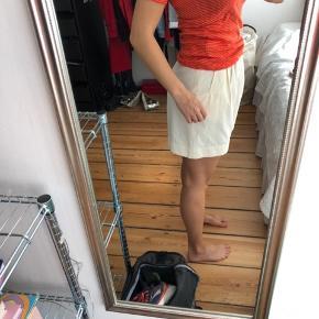 T shirt fra benetton Aldrig brugt  Str s