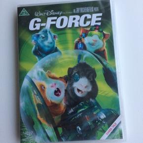Walt Disney G-force helt ny og stadig i folie