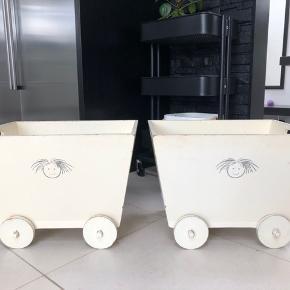 Fine kasser til børneværelset  Sendes ikke, Sønderris