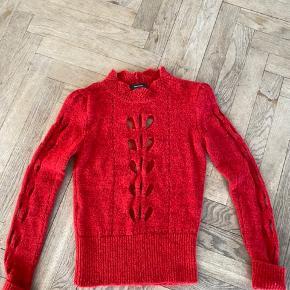 Isabel Marant sweater med hulmønster, str. 40, men svarer mere til en str. 36-38