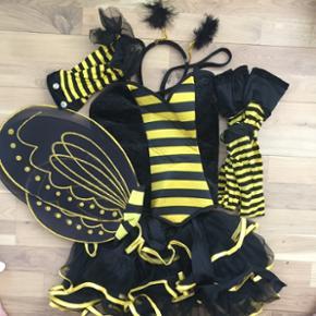 Kostume til evt. karneval -Bi