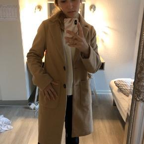 Pæn frakke købt fra ASOS:)