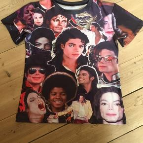 Brugt 1 gang  Michael Jackson t-shirt