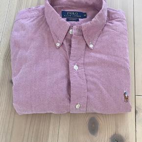 Super fin skjorte fra Ralph Lauren.  Oxford Custom fit