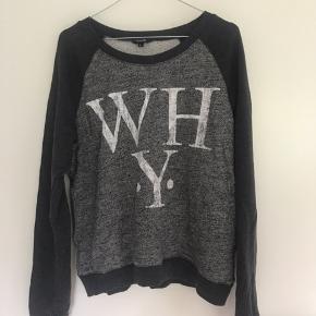 Fin sporty sweater #Secondchancesummer