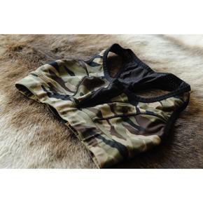 Fed sports bh i camo 😌 Camouflage - sportstøj - træningstøj