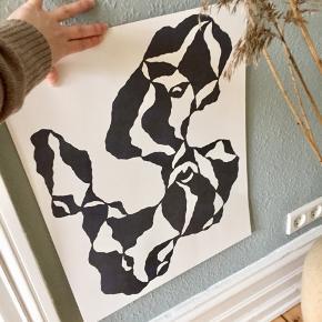 Hein Studio plakat/poster 40x50 cm. Den har aldrig været brugt eller hængt op. Derfor sælges den videre.   Kan sendes på købers regning.