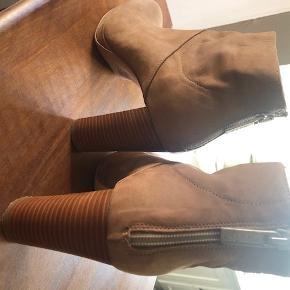 Bløde støvler kun brugt en gang.