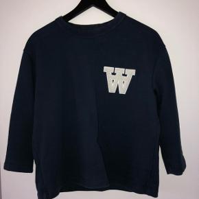 Wood Wood sweatshirt navy str. SmallNypris: 1000kr. Bud på: 350kr.