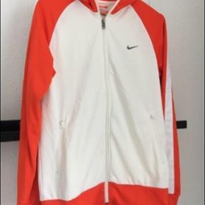 Varetype: bluse Størrelse: L Farve: hvid/orange