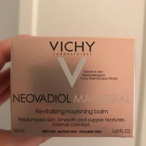 Helt ny ansigtscreme. Vichy Neovadiol Magistral.