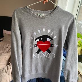 Sælger denne sweatshirt fra kenzo, da jeg ikke får den brugt nok.   Np - 1500,-   BYD