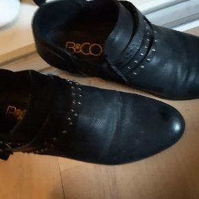 B&CO andre sko & støvler