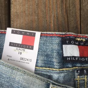 Super lækre jeans med vidde i benene
