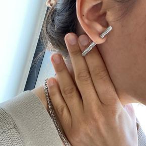 Maria Black Arsiia Spear ørering i Sterling Sølv - hvid rhodium. I butikkerne nu til 600 dkk