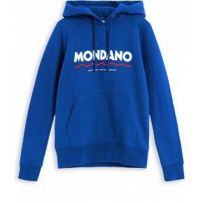 Super fin hoodie fra Wood Wood.  Normal i str.  Mp 450 kr pp og evt ts gebyr.  Jeg bytter ikke