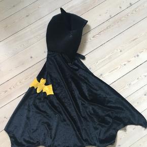 Batman-kappe i velour