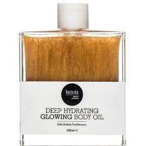 Helt ny - aldrig åbnet Det græske kult brand Laouta laver øko olier. Deep hydrating Glowing Body oil