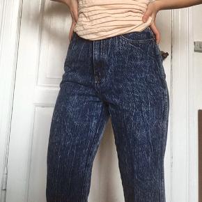 Vintage jeans som passer ca. str.27/28, eller medium
