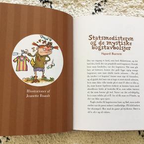 """""""Slut put finale"""" af forskellige forfattere, herunder Manu Sareen, Sigurd Barrett og Anders Morgenthaler. Hardback. 163 sider. Fra 5 år. Ny - har ikke været læst i.  Nypris 100,-  Sender gerne.  Tekst fra forhandler: """" """"Slut Put Finale"""" er en samling af ni fantastiske godnathistorier, som er skrevet af forskellige forfattere. Godnathistorierne er dog alle hylende morsomme, skæve og skøre. Så når det er ved at være tid til at gå i seng, men alt er galt, så kan denne bog hjælpe med at få styr på situationen og skabe en god stemning omkring sengetid.   Bogen """"Slut Put Finale"""" fortæller bl.a. historierne om Donna Nutella og de italienske underdrenge, Amanda og den store pruttetrold og Den lille Poul med papmache hunden.   Disse historier kan sluttes af med et """"Godnat - og grin godt"""""""""""