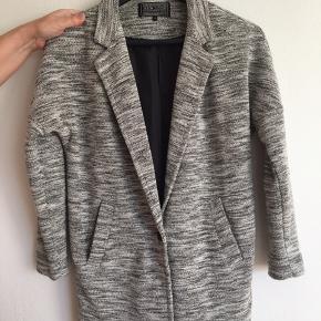 New look frakke i grå 😃