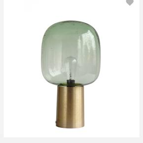 House Doctor Note lampe. 52 cm høj. Som ny.   Bytter gerne til samme i grå.