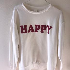 Sælger denne fede sweatshirt fra H&M 🌸
