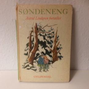 Sjælden Astrid Lindgren bog Søndeneng   Byd  Pippi Emil
